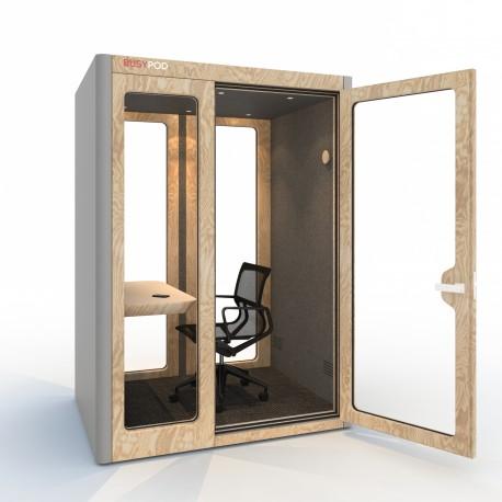 Akoestische telefooncel | BusyPod medium |Prijs op aanvraag
